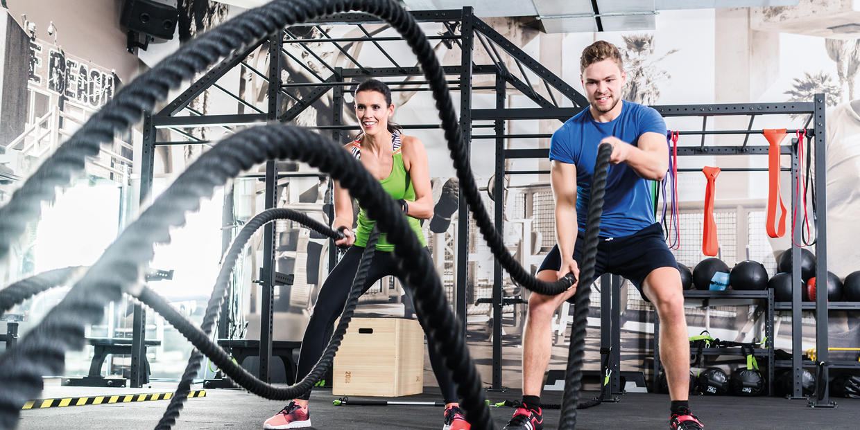 Functional Training im FITCLUB Freilassing