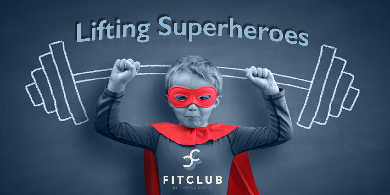 Kids Functional Training im Fitclub Freialssing